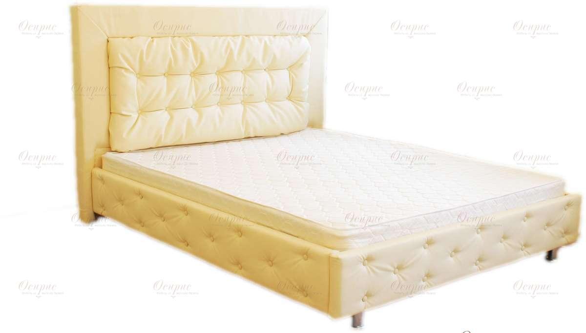 Как своими руками сделать кровать с мягким