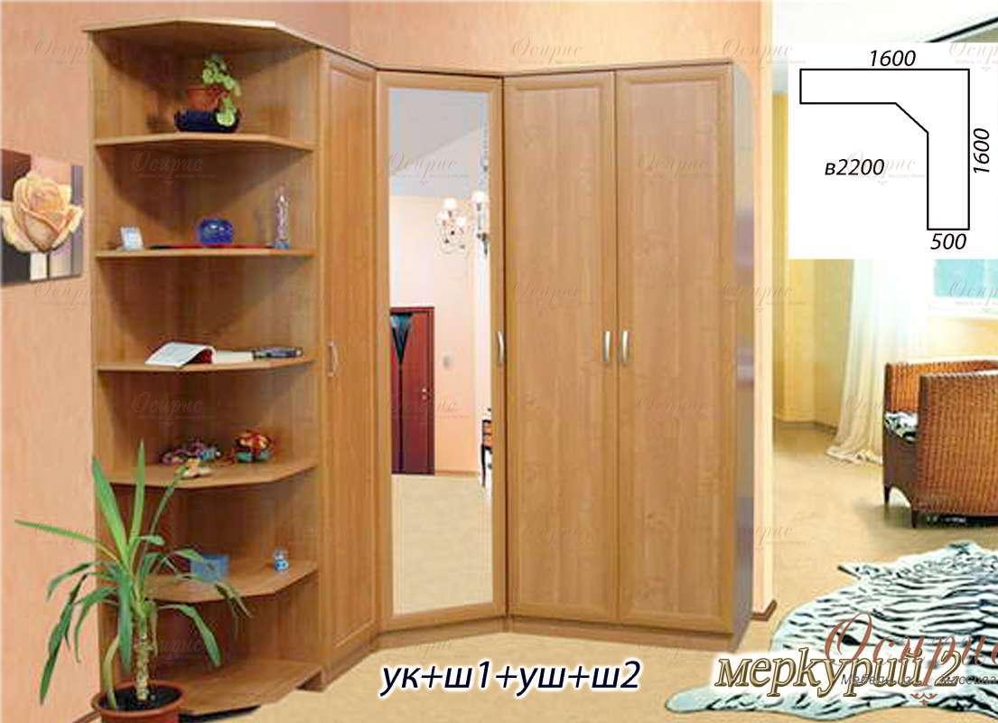 размеры кухонной мебели